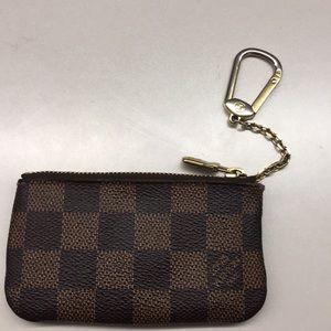 LV key pouch